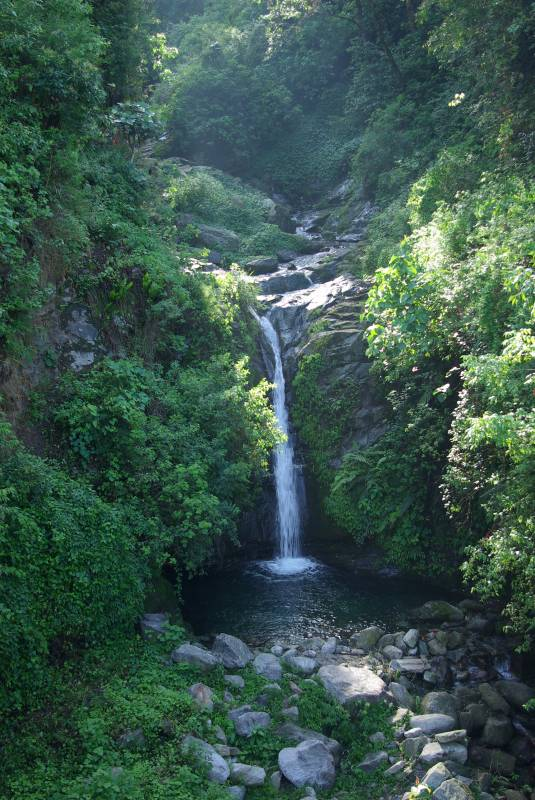 Waterfall near Thikhedhunga.