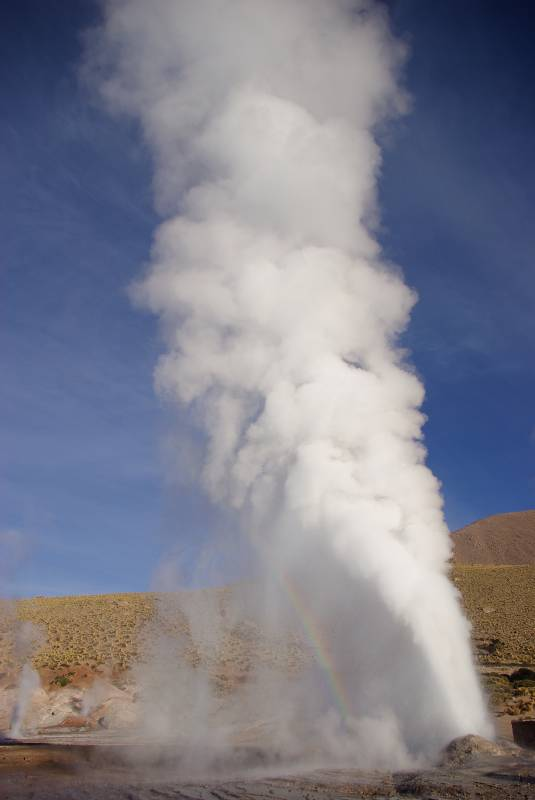 One of the Tatio geysers.